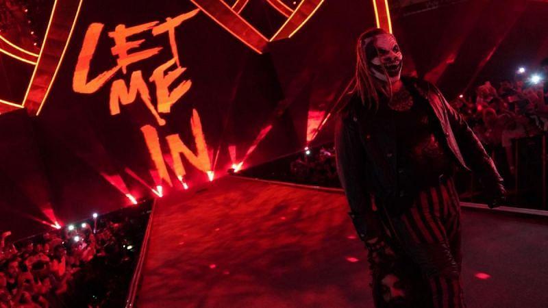 Bray Wyatt at Crown Jewel
