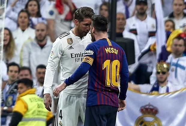 Messi vs Ramos: Are we witnessing the ugliest player rivalry of today