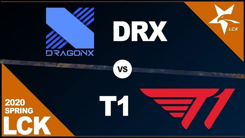 T1 vs DRX was an incredible series that delivered on a lot of the fan