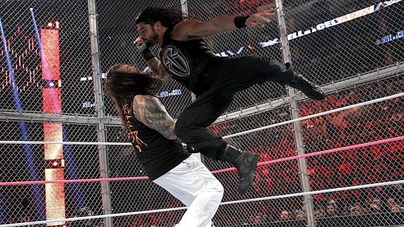 Bray Wyatt vs Roman Reigns!