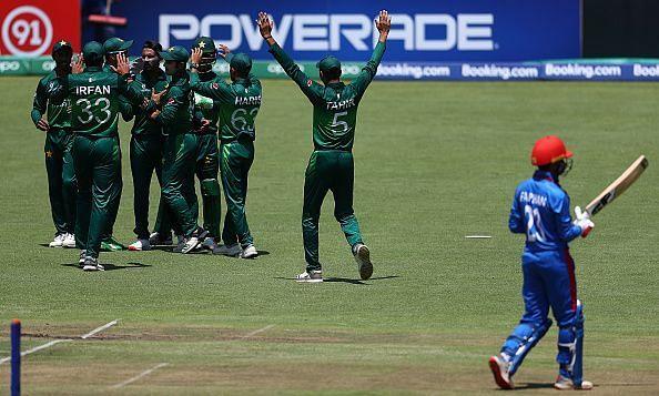 पाकिस्तान ने सेमीफाइनल में जगह बनाई