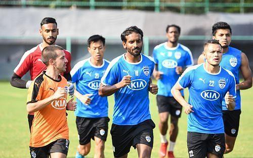 Bengaluru FC take on ATK in their final league fixture of the season