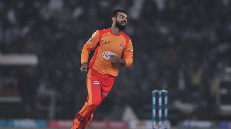 Shadab will have to lead from the front again