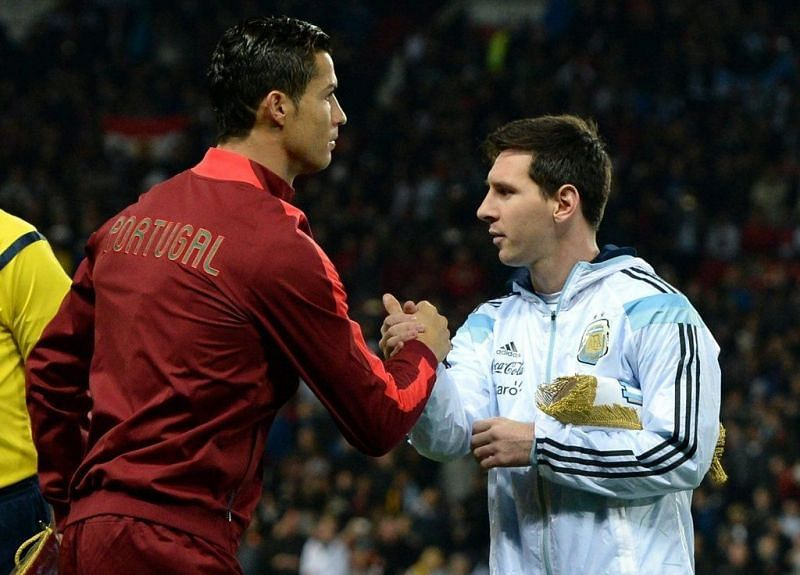 Ronaldo and Messi both have the chance to capture international titles with their countries this year.