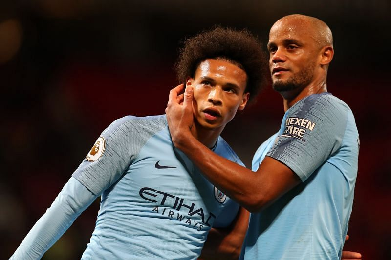 Sane too has missed the entire campaign with injuries