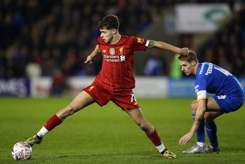Liverpool host Shrewsbury Town at Anfield in the FA Cup
