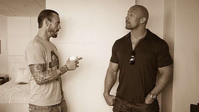 Punk and The Rock
