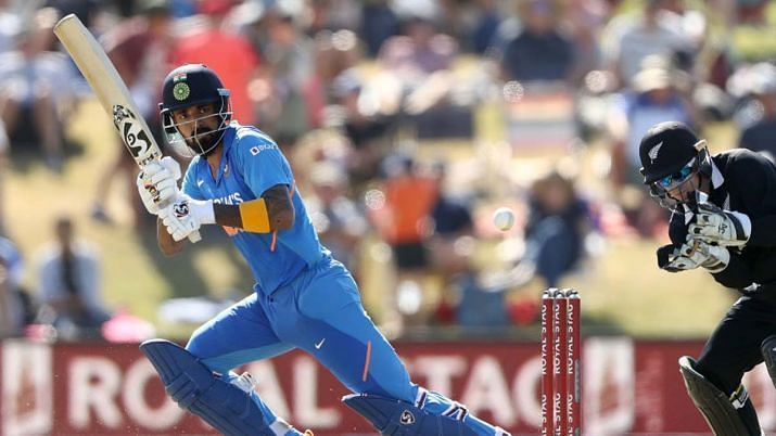 The 112-run knock of KL Rahul was the backbone of India