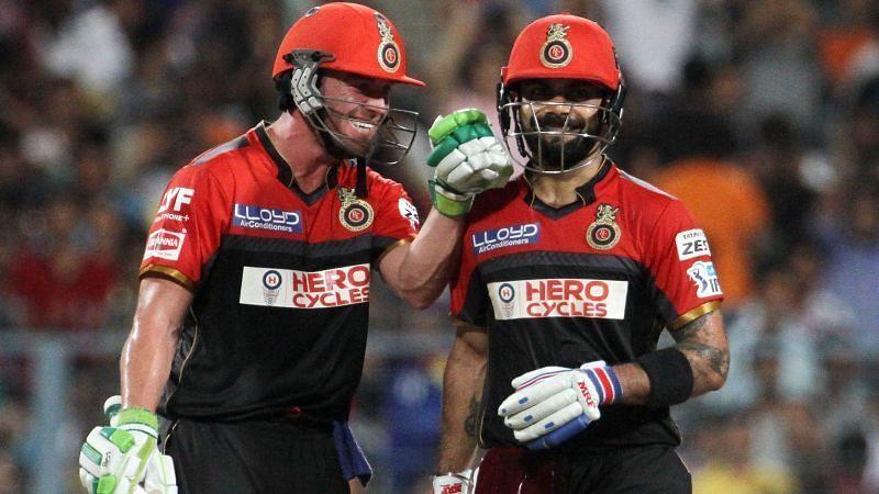Awesome Twosome: ABD and Kohli