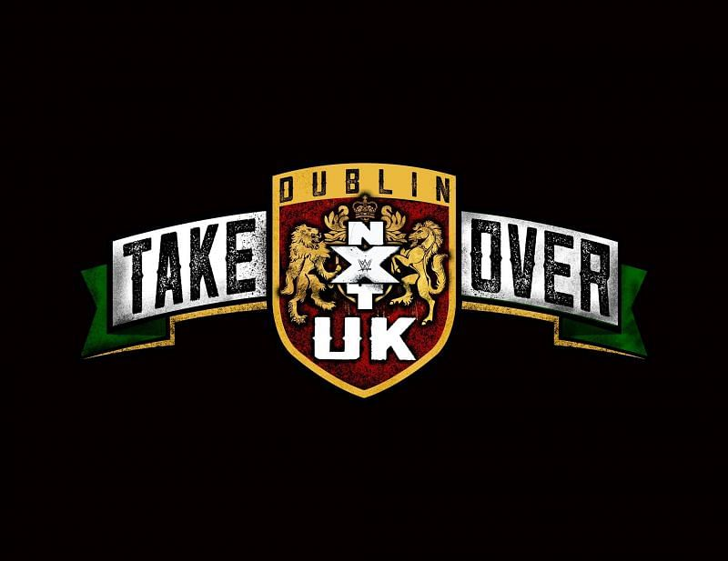 The official logo for NXT UK TakeOver: Dublin has been revealed!