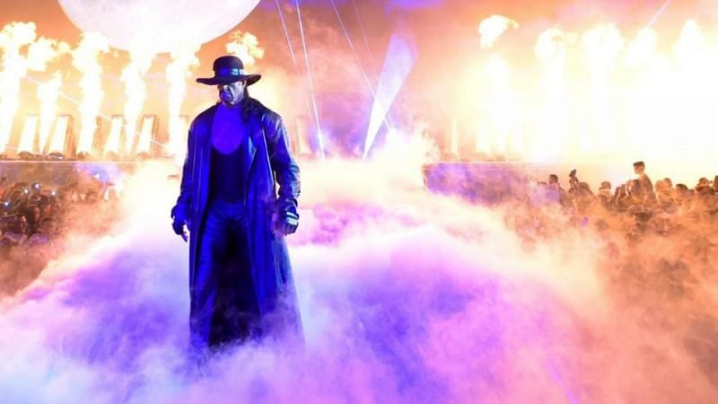The Undertaker is surely near the end of his illustrious career.