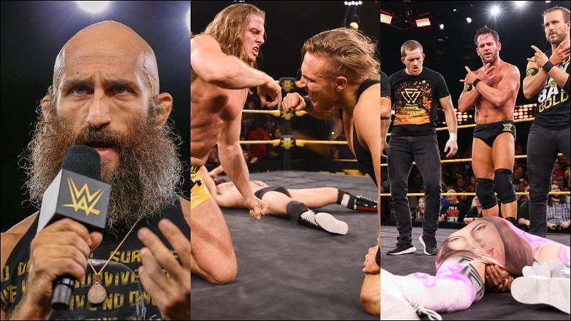 NXT picked up from right where they left off at Portland