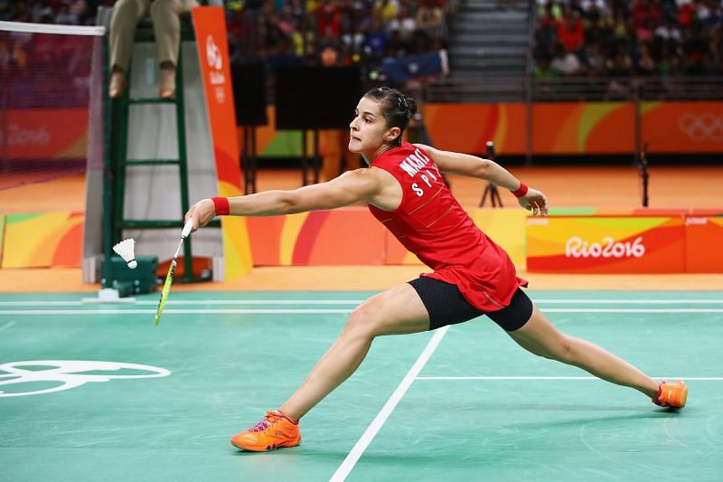 Carolina Marin would be in action on her home turf in the semis