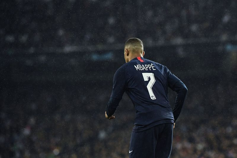 Failure in the Champions League may see the likes of Kylian Mbappe leave PSG