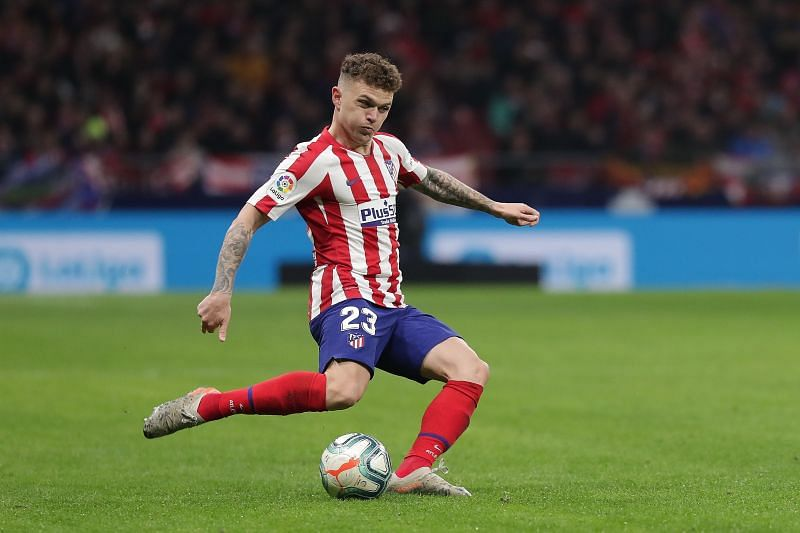 Spurs could really do with Kieran Trippier, who was sold to Atletico Madrid last summer