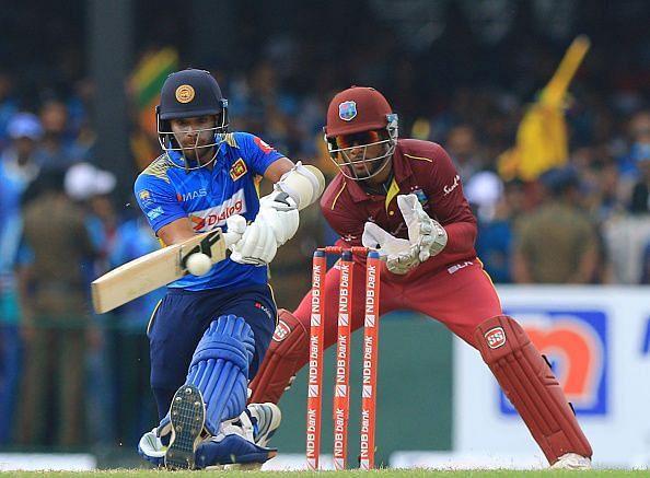 श्रीलंका और वेस्टइंडीज, दूसरा वनडे