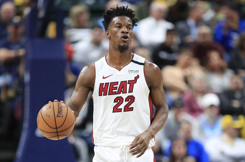 The Heat have struggled without Jimmy Butler