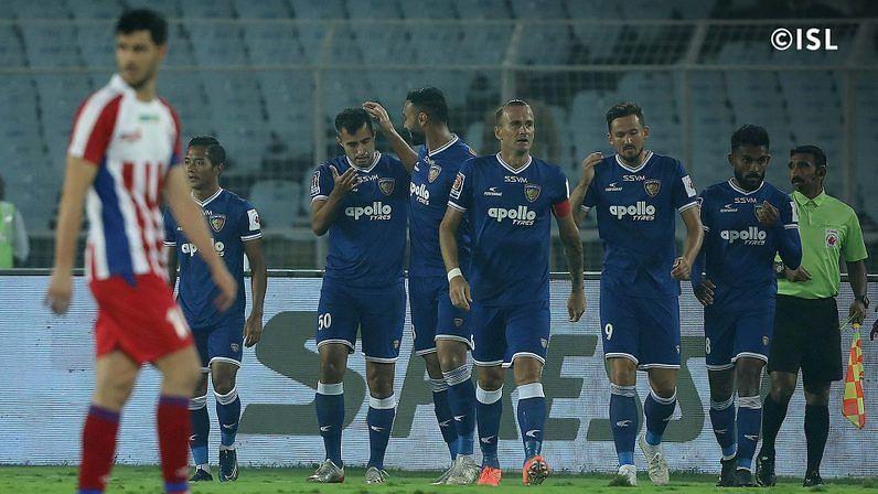 A win would ensure a top four berth for Chennaiyin FC