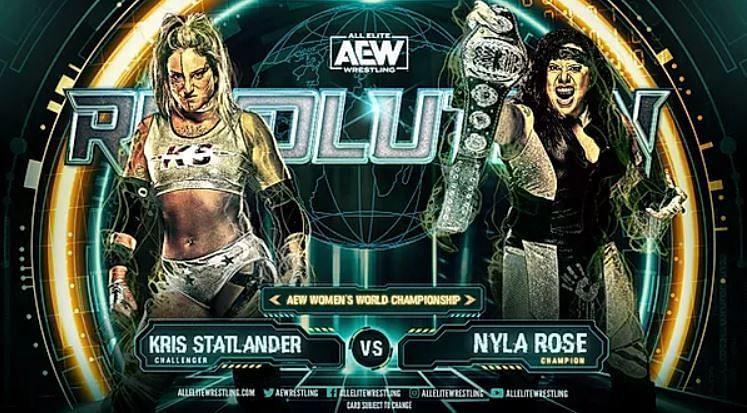 Kris Statlander challenges Nyla Rose