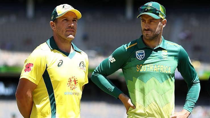 Australia tour of South Africa 2020