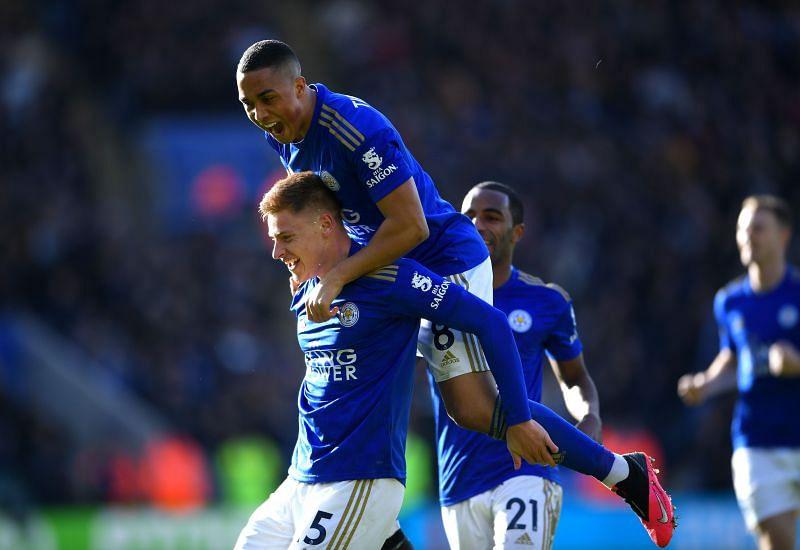 Leicester City are enjoying their best season since 2015-16