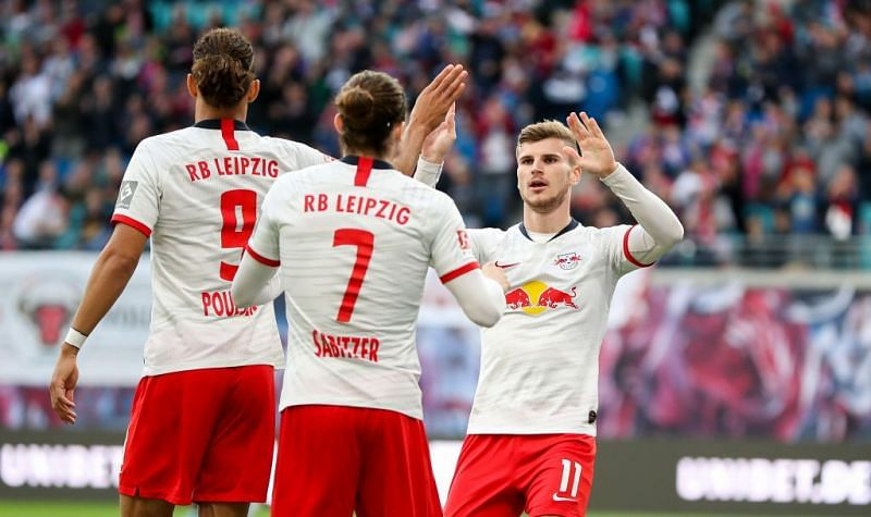 The Bundesliga giants continue running a fine show in the European tournament