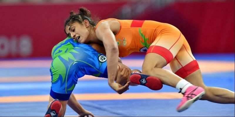 Indian wresters are in contention for medals across categories