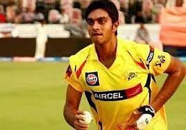 V ijay Shankar played for CSK in 2014