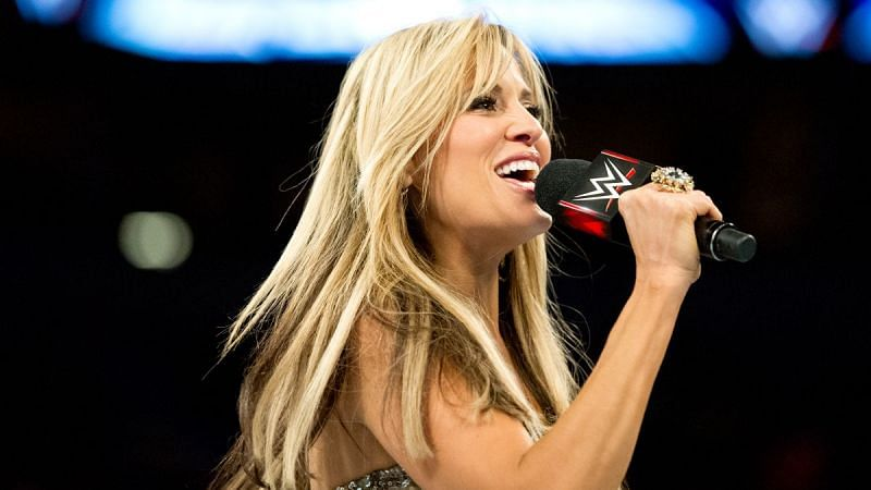 Lilian Garcia opened up about a matter of subjects