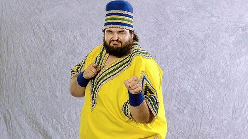 """One Man Gang found his """"African roots"""" back in 1988"""