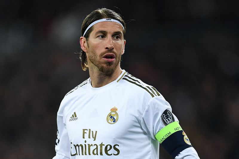 Sergio Ramos is a master of football