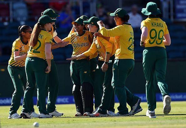 दक्षिण अफ्रीका की रिकॉर्ड जीत