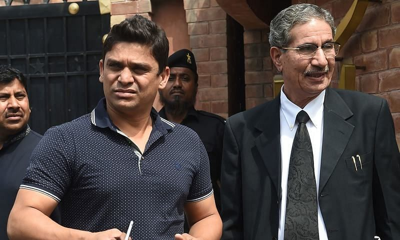 Khalid Latif was given a five-year ban in 2018 for spot-fixing in PSL 2017.