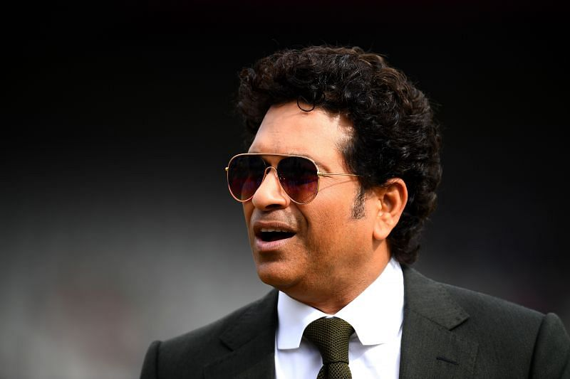 Sachin Tendulkar stressed the importance of playing the game in the right spirit