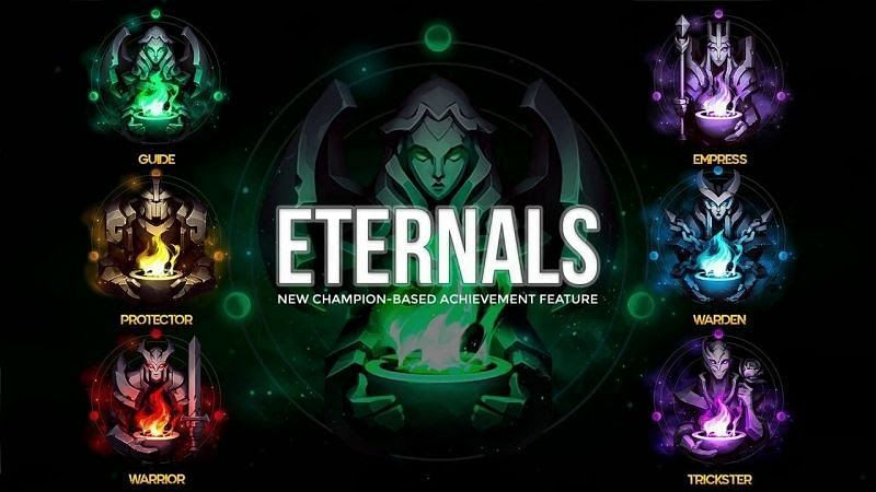 After the previous criticism towards it, Riot is bringing out new Eternals tracker