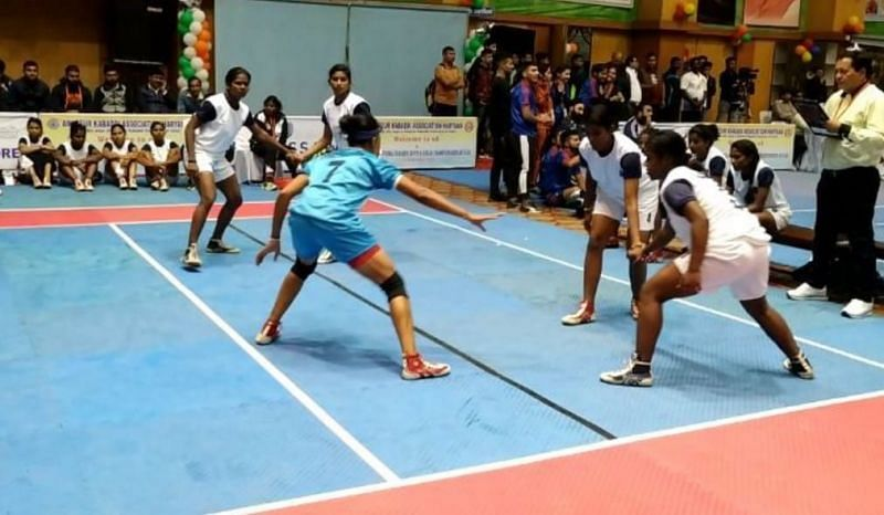 The third day of the 46th Senior Nationals witnessed the conclusion of league-stage fixtures.