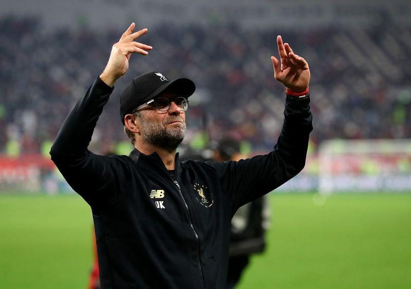 Jurgen Klopp has molded Liverpool into a winning machine