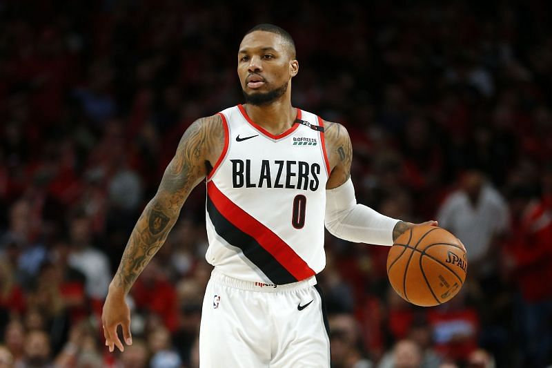 Dame recorded his 13th 30-point game since the new year.
