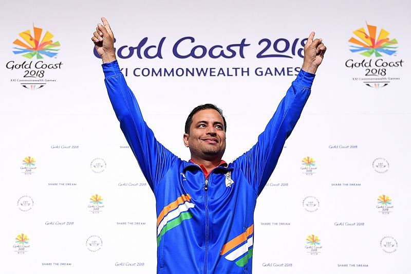 Sanjeev Rajput will be contesting in his 3rd Olympic Games at Tokyo. Previously, he has represented India at the 2008 and 2012 Olympics
