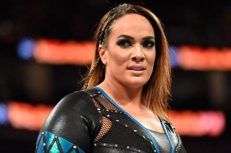 When will Nia Jax return to action