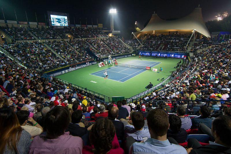 The Dubai Open