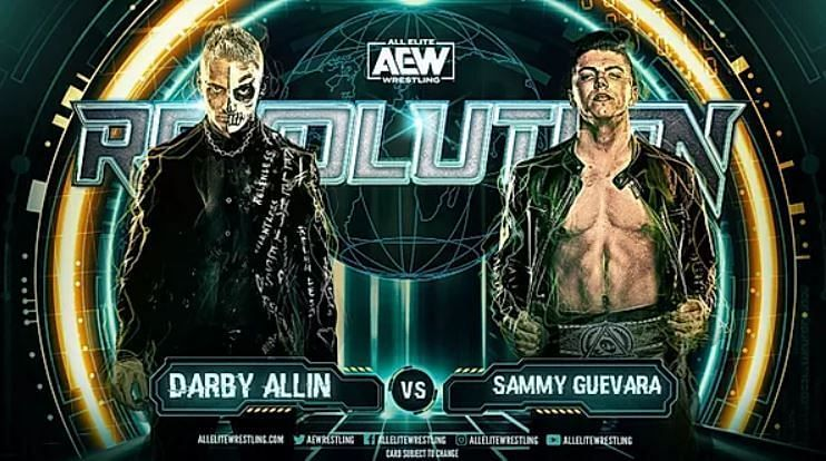 Will Darby Allin finally get his revenge?