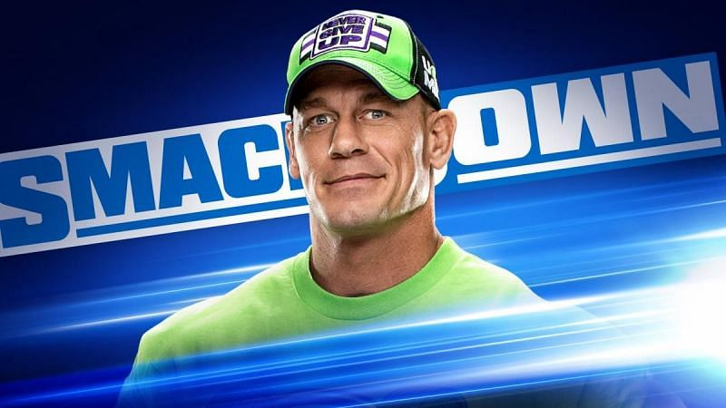 John Cena is ready to return to SmackDown once again