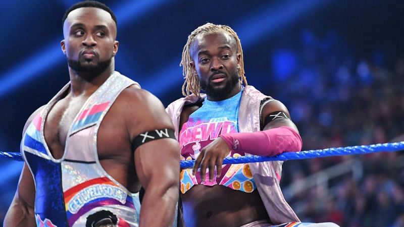 Kingston and Big E
