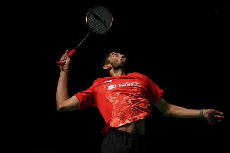 Kidambi Srikanth is now ranked 12th.