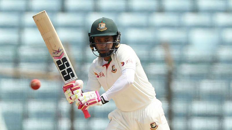 Bangladesh wicketkeeper-batsman Mushfiqur Rahim