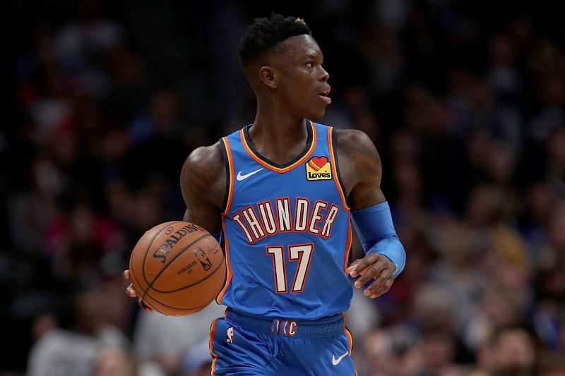 Dennis Schroder is in contention for Sixth Man of the Year award