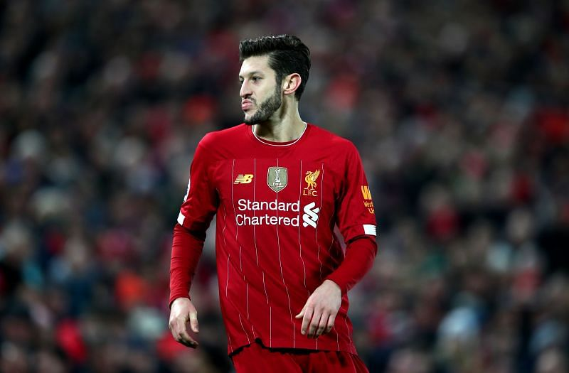 Lallana has been at Liverpool for 6 years but is in the final months of his contract.