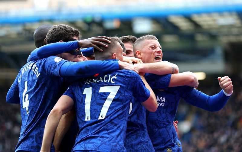 Chelsea FC put up an impressive display against Spurs in the Premier League this Saturday.