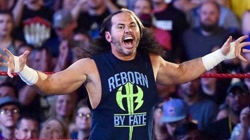 Matt Hardy will be leaving WWE